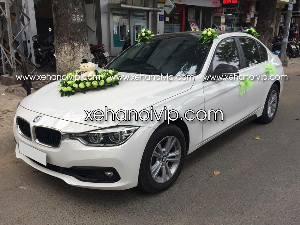 thuê xe cưới BMW 320i